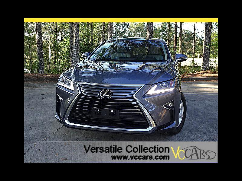 2016 Lexus RX 350 AWD Luxury Premium Plus Tech Navigation Blind Spot