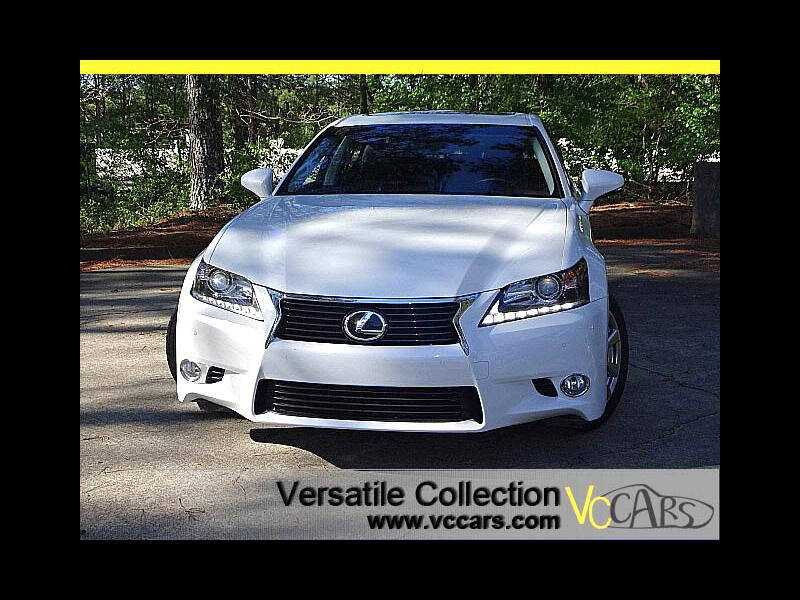 2015 Lexus GS 350 Luxury Tech Navigation Blind Spot Monitors LED HID