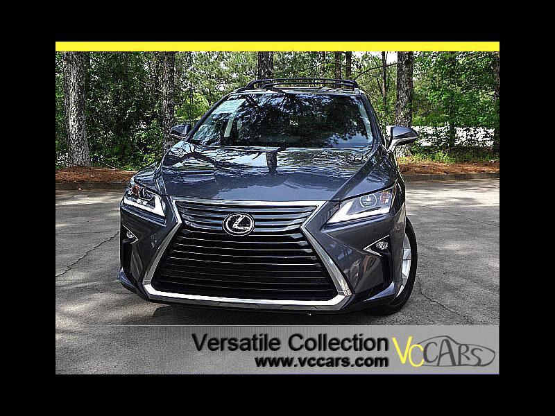 2016 Lexus RX 350 Luxury Premium Tech Navigation Blind Spot Monitors