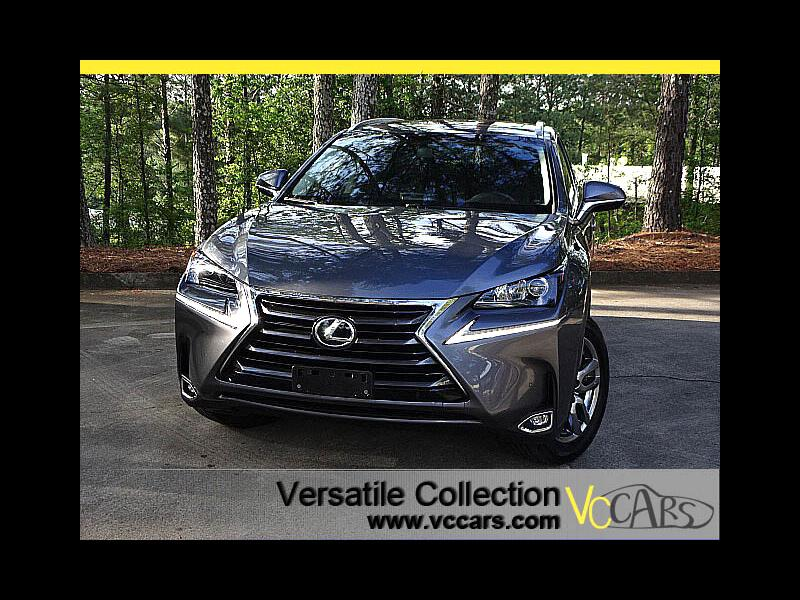 2016 Lexus NX 200t AWD Luxury Tech Navigation Blind Spot Monitors Cam