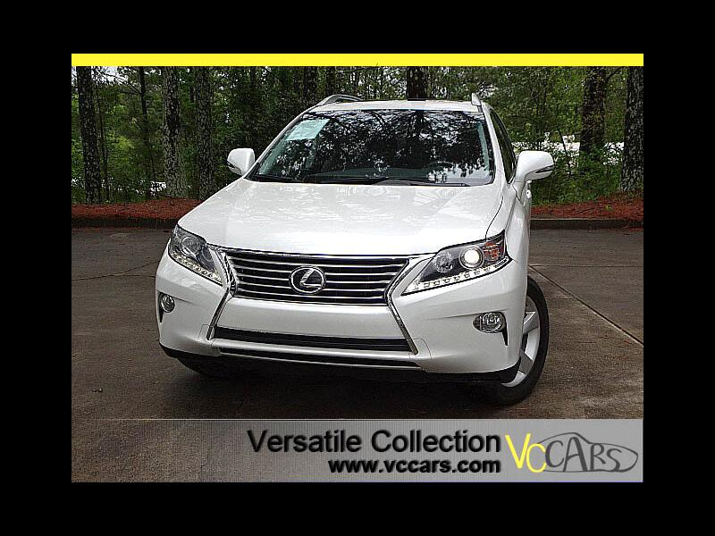 2015 Lexus RX 350 Premium Package Blind Spot Monitors LED XM BT Came