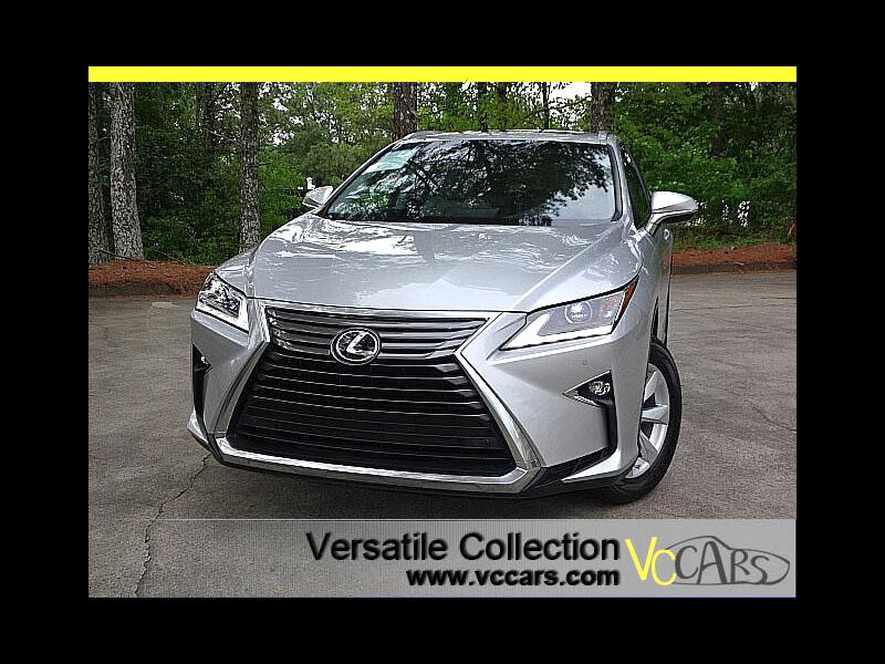 2016 Lexus RX 350 Premium Plus Tech Navigation Blind Spot Monitors C