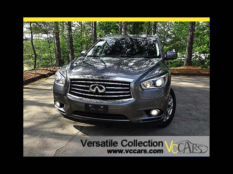 2015 Infiniti QX60 AWD Premium Plus Tech Navigation Bose Camera HID X