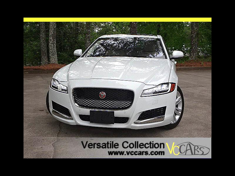 2016 Jaguar XF 35t AWD Premium Tech Navigation Blind Spot Monitor