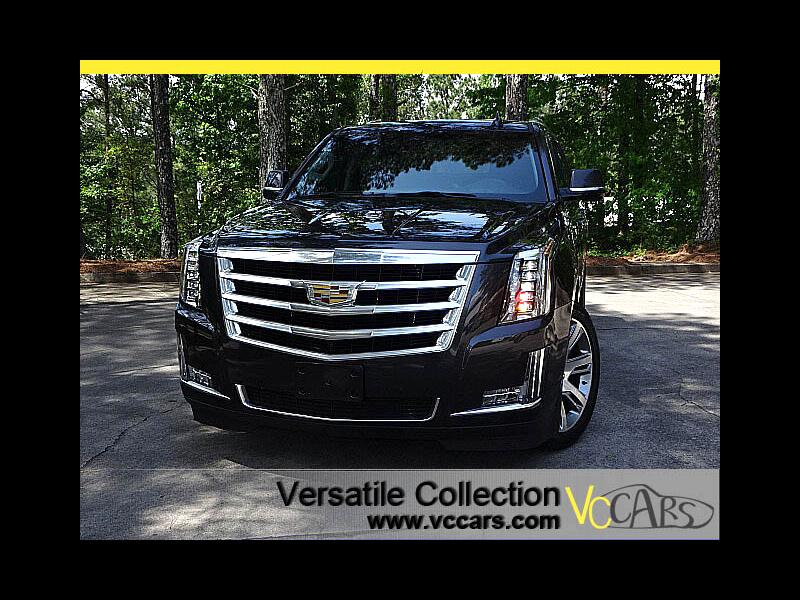 2016 Cadillac Escalade 4WD Luxuy Collection Tech Navigation Blind Spot Mo