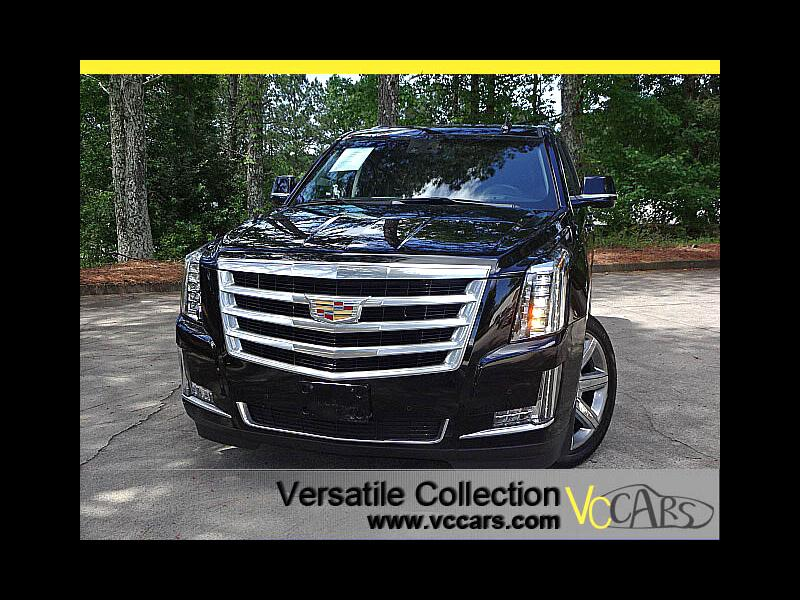 2016 Cadillac Escalade 4WD Luxury Collection Tech Navigation DVD Blind Sp