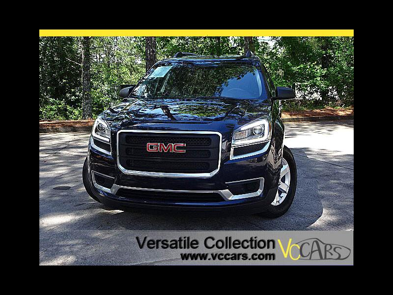 2016 GMC Acadia SLE2 Package Heated Seats Back Up Camera LED XM BT