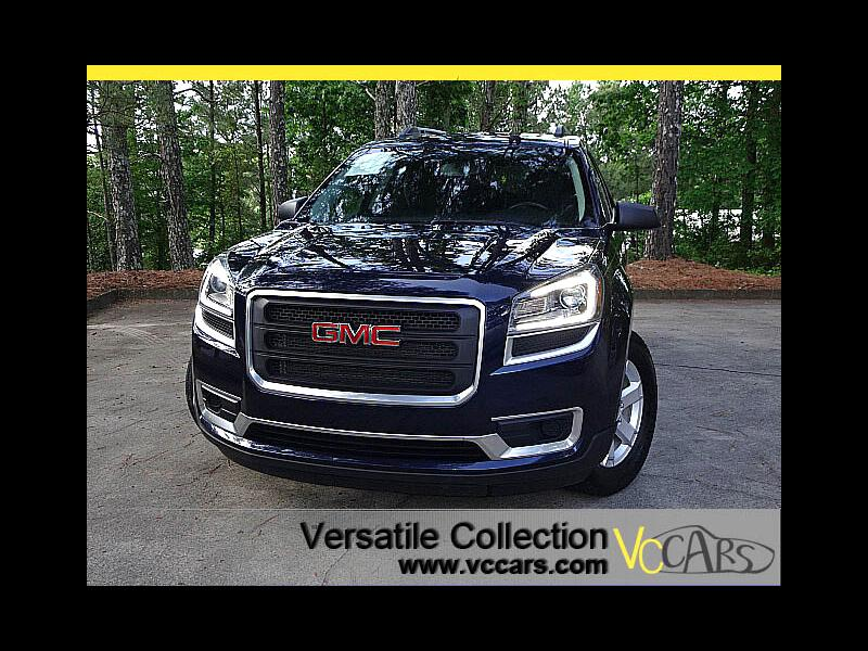 2016 GMC Acadia SLE w/ Sunroof Heated Seat Back Up Camera LED XM B