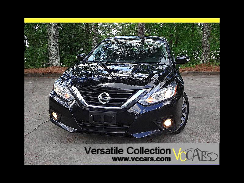 2016 Nissan Altima 2.5 SV Tech Navigation Blind Spot Monitors Sunroof