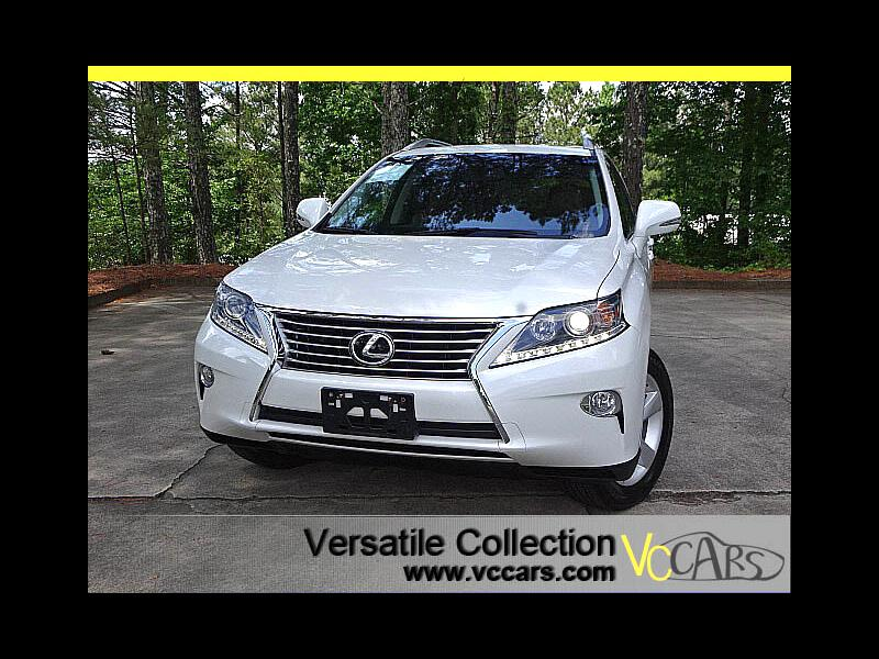 2015 Lexus RX 350 Premium Tech Blind Spot Monitors Sunroof Camera LE