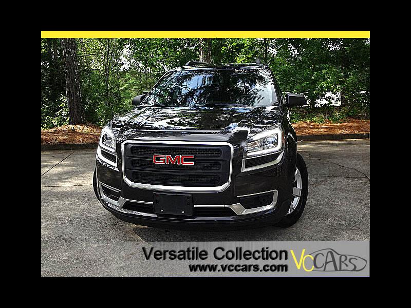 2016 GMC Acadia AWD SLE-1 Back Up Camera XM BT LED Alloys