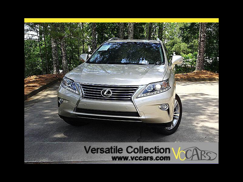 2015 Lexus RX 350 Premium Tech Blind Spot Monitors Camera LED XM BT