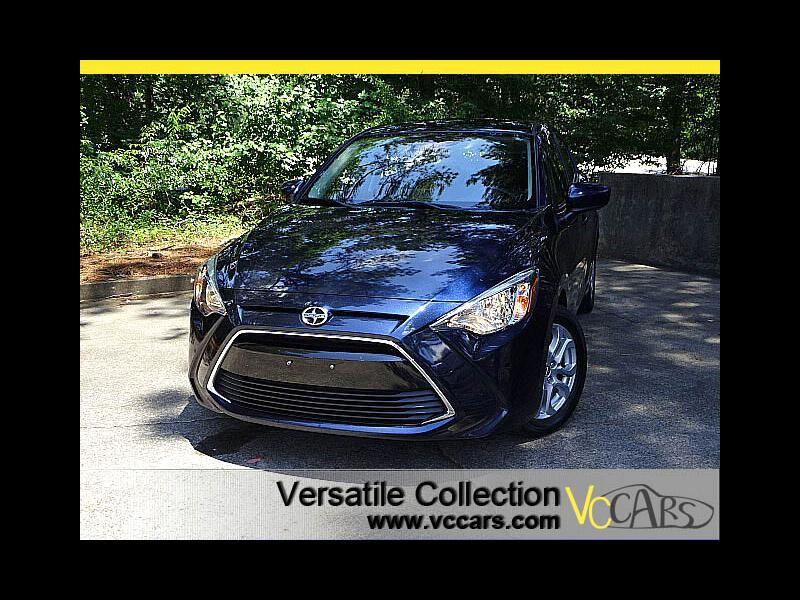 2016 Scion iA Premium Package Back Up Camera XM BT Alloys