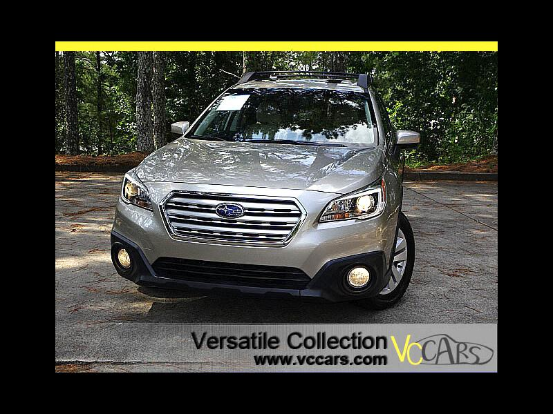 2016 Subaru Outback 2.5i Premium PZEV Back Up Camera Heated Seats Sunr
