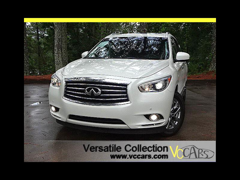 2015 Infiniti QX60 Premium Plus Tech Theater Package Navigation Bose