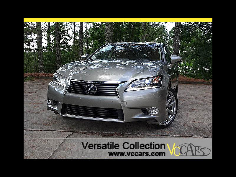 2015 Lexus GS 350 AWD Luxury Premium Sports Tech Navigation Blind Sp