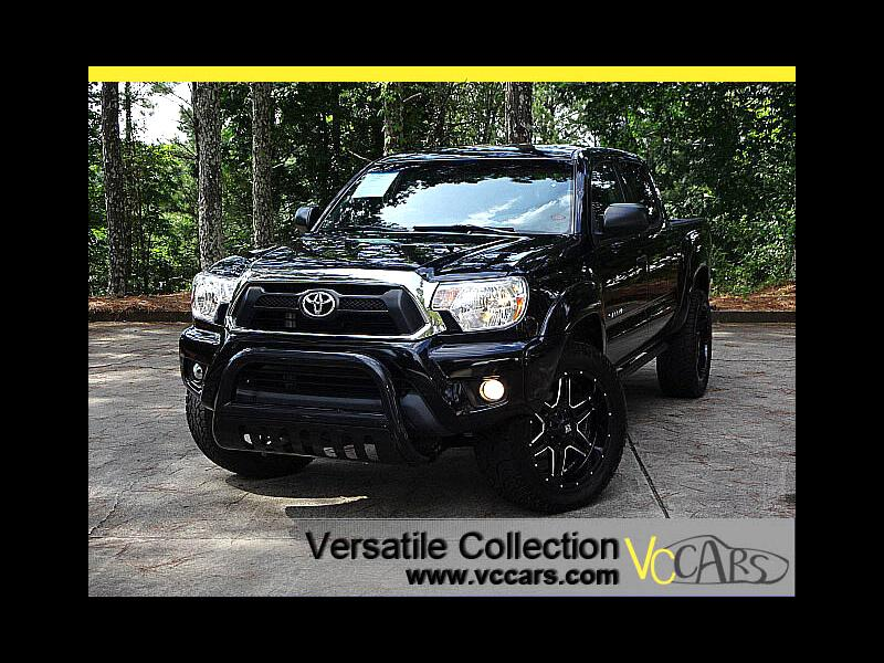 2014 Toyota Tacoma PreRunner SR5 V6 Double Cab Back Up Camera XM BT A