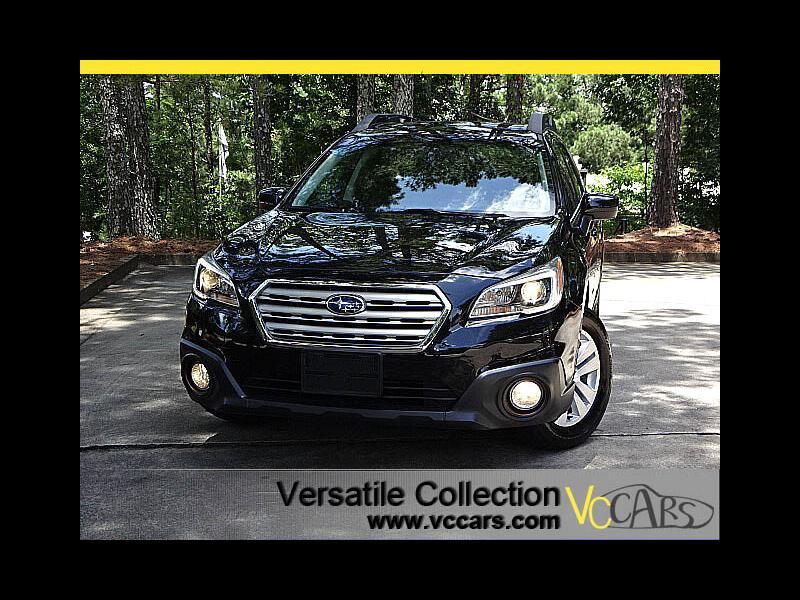2016 Subaru Outback 2.5i Premium PZEV Tech Navigation Sunroof LED XM B