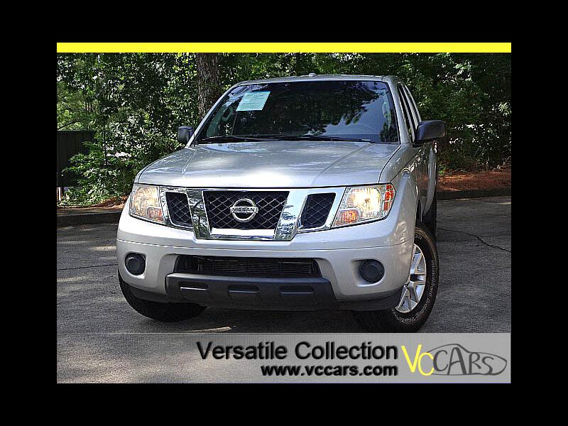 2014 Nissan Frontier King Cab Auto SV XM BT Alloys