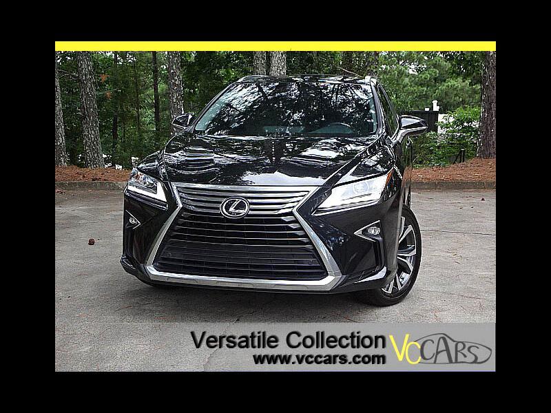 2016 Lexus RX 350 Premium Plus Luxury Tech Navigation Blind Spot Cam