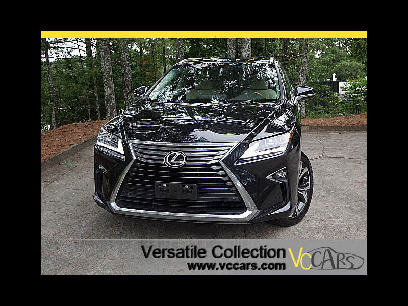 2016 Lexus RX 350 Luxury Premium Tech Navigation Blind Spot Monitors