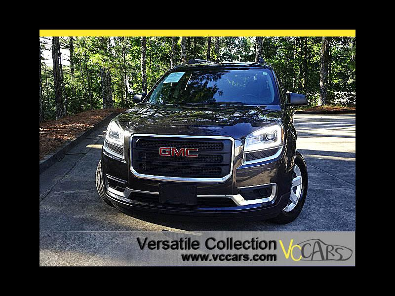 2016 GMC Acadia AWD SLE-2 Package Heated Seats Camera XM BT LED Al