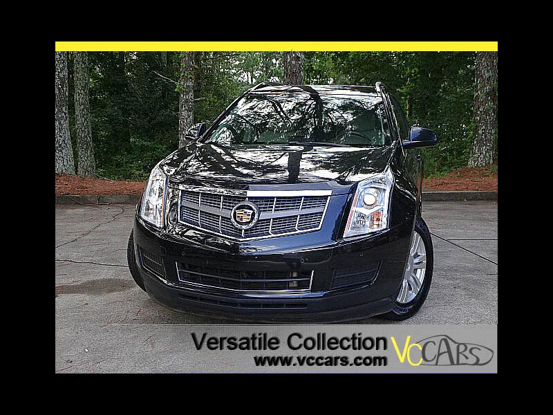 2011 Cadillac SRX Luxury Collection Tech Navigation Panoramic Glass