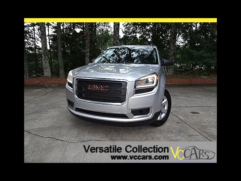 2016 GMC Acadia SLE-1 w/8 Passengers Seating Back Up Camera LED XM
