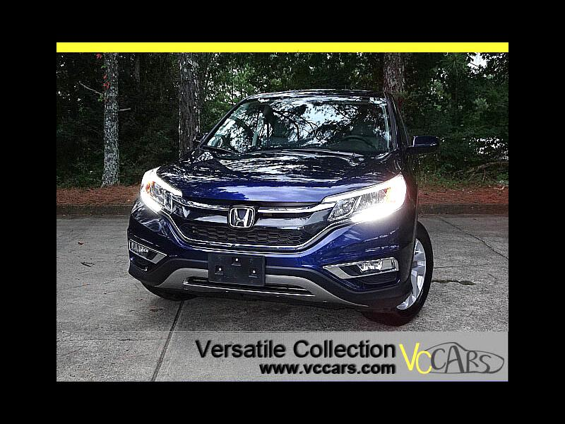 2015 Honda CR-V EX AWD Blind Spot Camera Heated Seats Sunroof LED