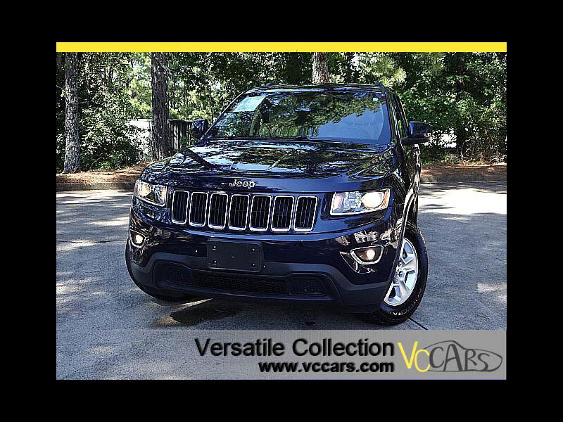 2016 Jeep Grand Cherokee 4WD Laredo Back Up Camera XM BT Alloys