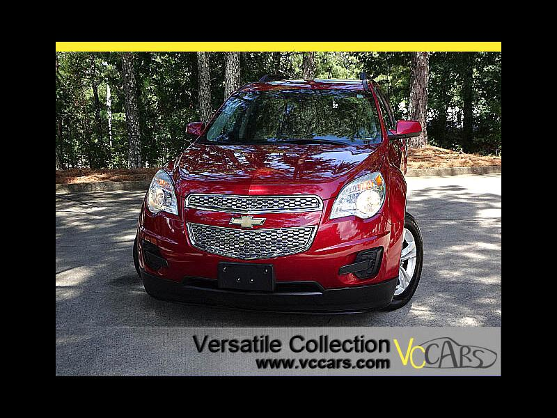 2015 Chevrolet Equinox 1LT Premium Back Up Camera Power Seat XM BT Alloys