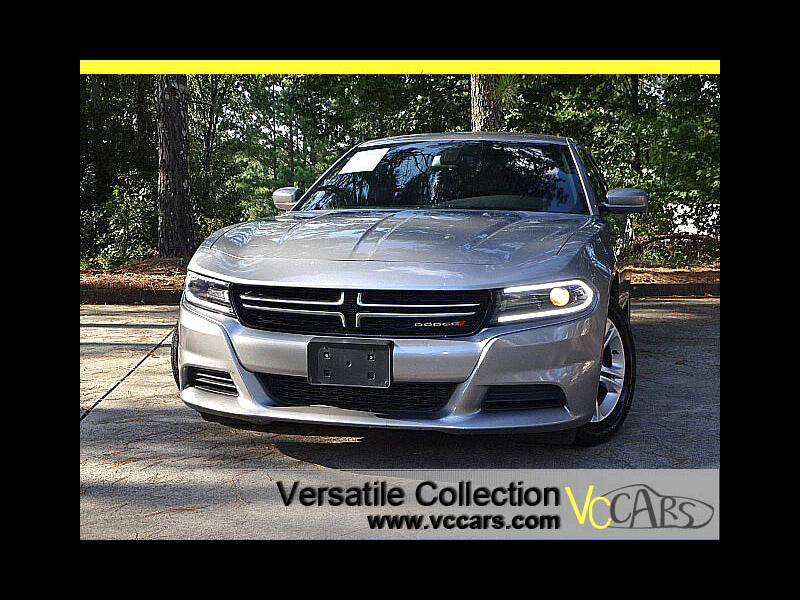 2015 Dodge Charger SE Sports Auto LED XM BT Rear Spoiler Alloys