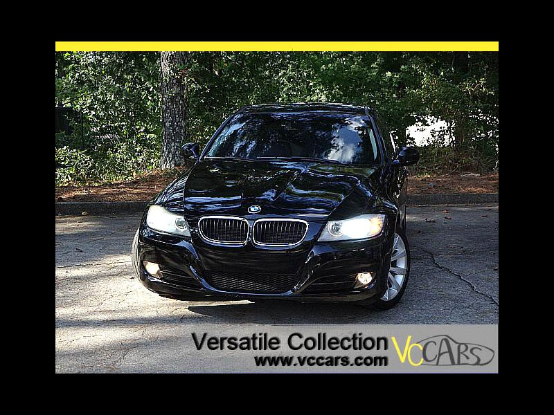 2011 BMW 3 Series 328i RWD Automatic
