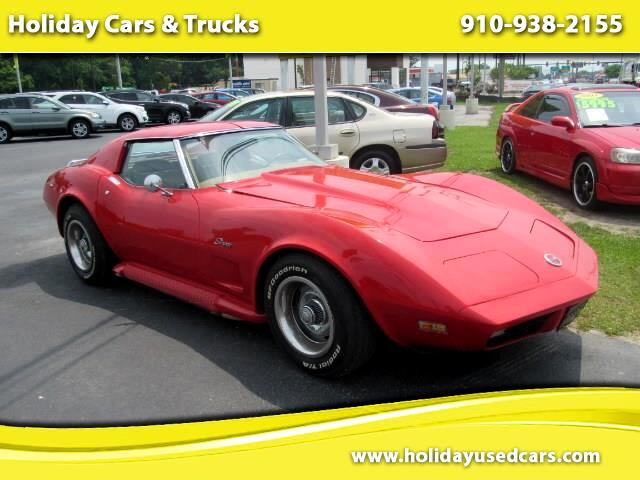 1974 Chevrolet Corvette Stingray Z51 1LT Coupe Automatic