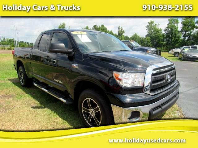 2012 Toyota Tundra Tundra-Grade 5.7L Double Cab 2WD
