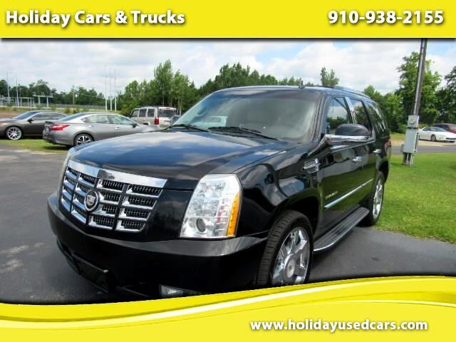 2010 Cadillac Escalade AWD Luxury