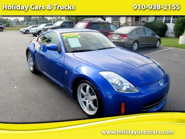 2006 Nissan 350Z Track Coupe