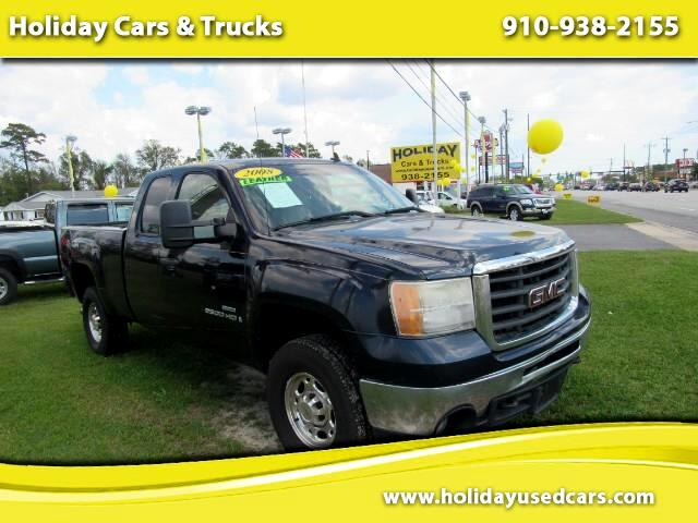 2008 GMC Sierra 2500HD SLT Ext. Cab Std. Box 4WD