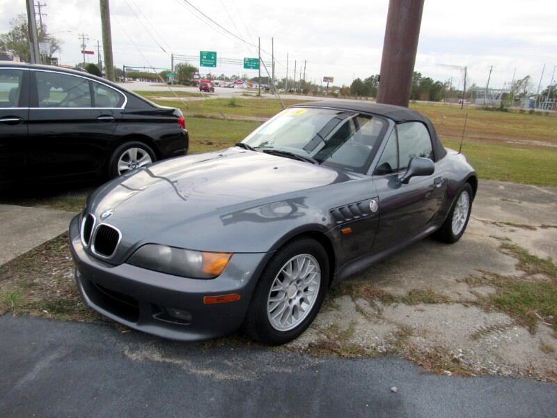 1999 BMW Z3 2.3 Roadster