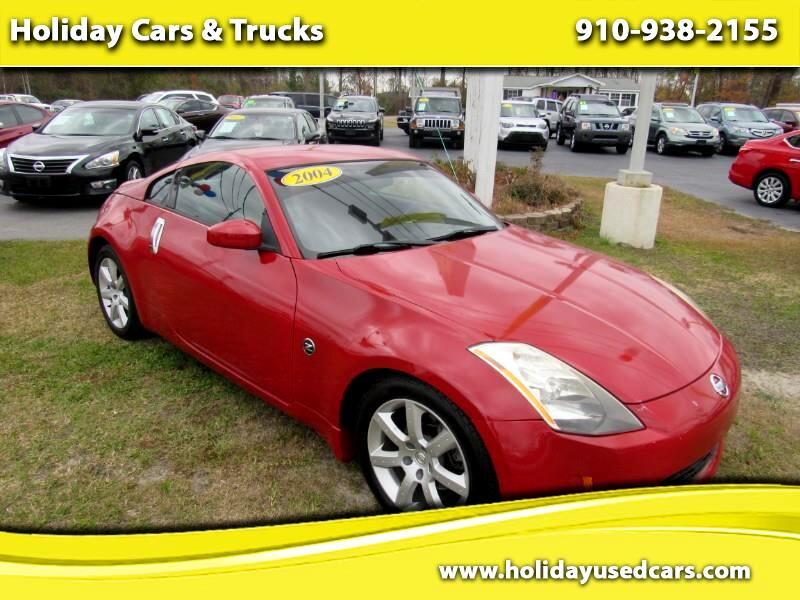 2004 Nissan 350Z Touring Coupe