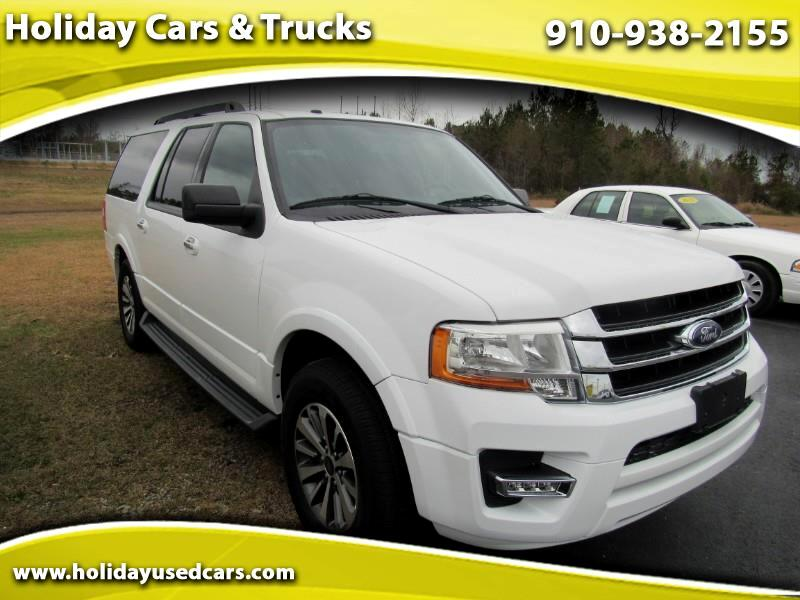 2015 Ford Expedition EL XLT 2WD