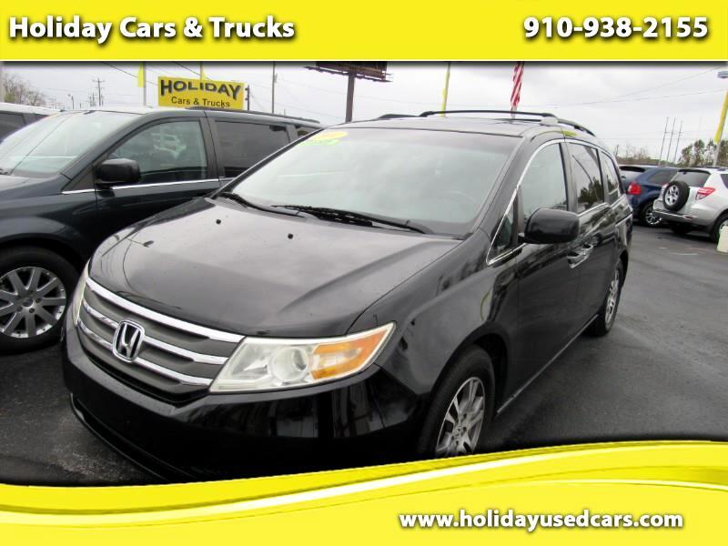 2011 Honda Odyssey EX-L w/ DVD