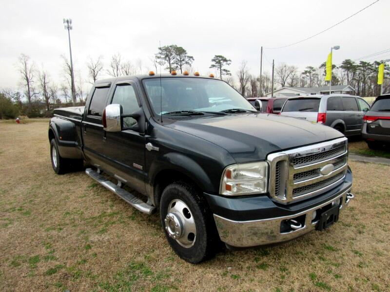 2006 Ford F-350 SD King Ranch Crew Cab Long Bed DRW 2WD