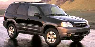 Mazda Tribute LX 2001