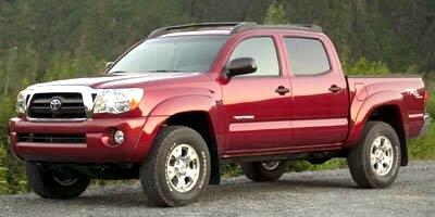 Toyota Tacoma Double Cab V6 Manual 4WD 2005