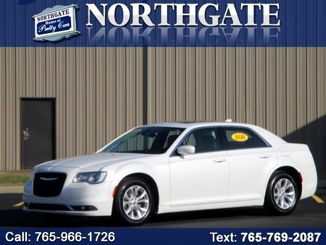 2016 Chrysler 300 Limited RWD