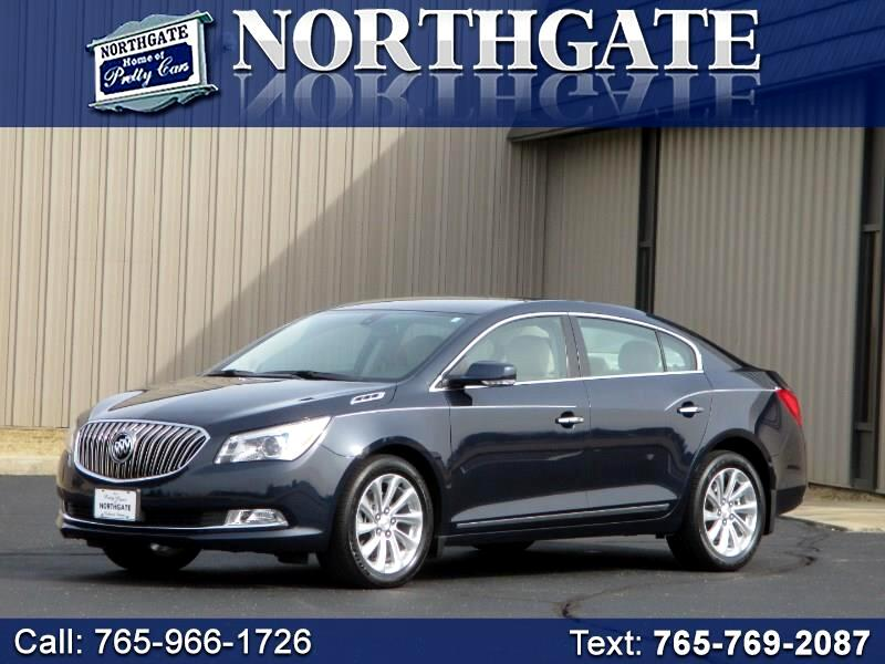 2016 Buick LaCrosse Leather Package