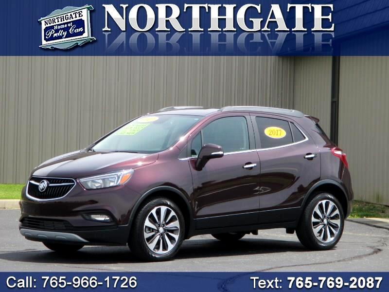 2017 Buick Encore Preferred II FWD