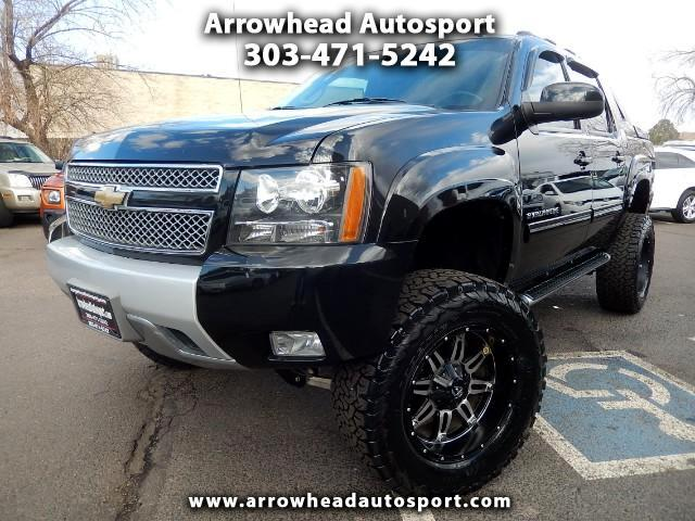 2011 Chevrolet Avalanche LT 4WD with Z71 and Leather