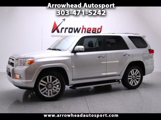 2010 Toyota 4Runner Limited V6 4WD